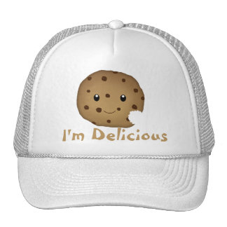 Chocolate Cookie Hat