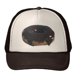 Chocolate Covered Donut Cap