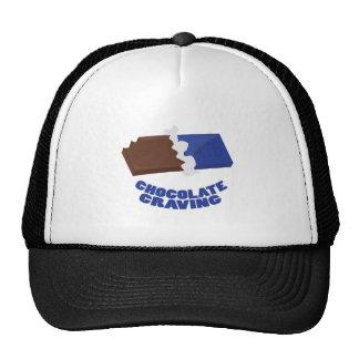 Chocolate Craving Hats