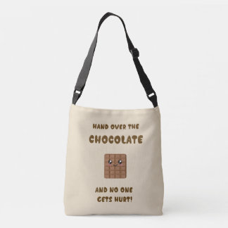 Chocolate Crossbody Bag
