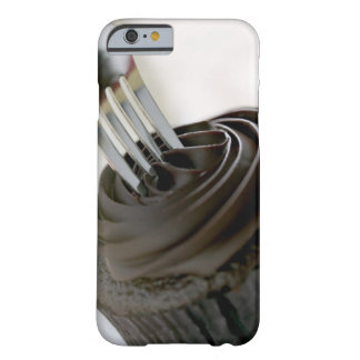 Chocolate cupcake barely there iPhone 6 case