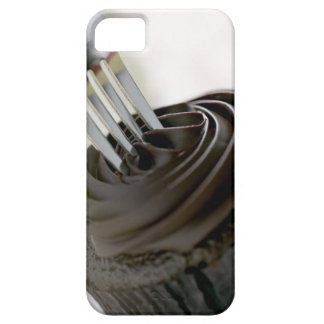 Chocolate cupcake iPhone 5 cases