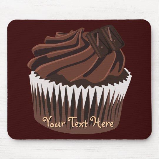 Chocolate Cupcake Mouse Mat
