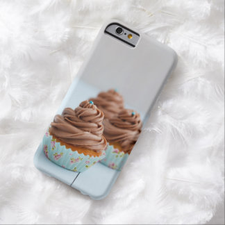 Chocolate cupcakes barely there iPhone 6 case