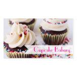Chocolate Cupcakes Sprinkles Vanilla Frosting