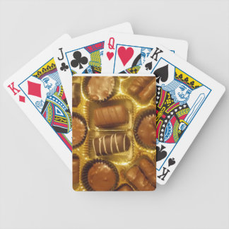 Chocolate Deck of Cards