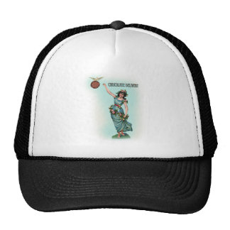 Chocolate Delivery Trucker Hats