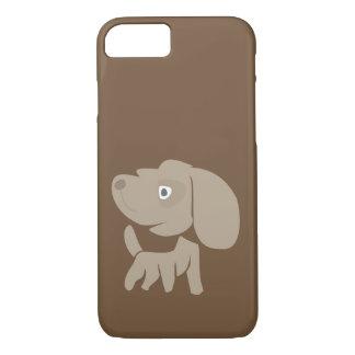 Chocolate Dog iPhone Case