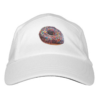 Chocolate_Donut_Sprinkles,_Performance_Knit_Cap. Hat