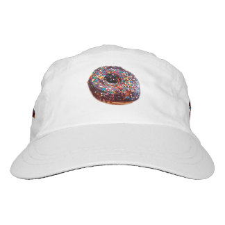 Chocolate_Donut_Sprinkles,_Performance_Woven_Cap. Hat