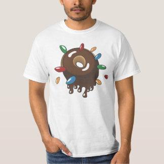 Chocolate Donut w/Sprinkles T-Shirt