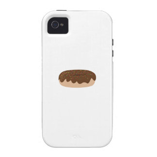 Chocolate Doughnut iPhone 4 Cases
