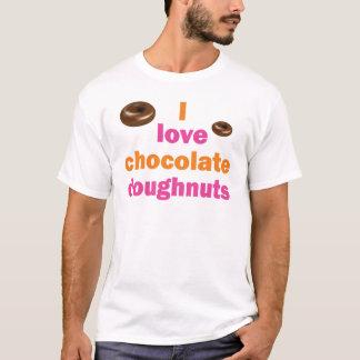 Chocolate Doughnut Love T-Shirt