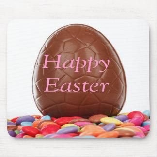 Chocolate Easter Egg Mousepads