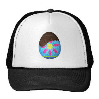 Chocolate Easter Egss Trucker Hat