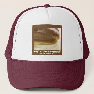 Chocolate Eclair Cap