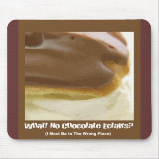 Chocolate Eclair Mousepad