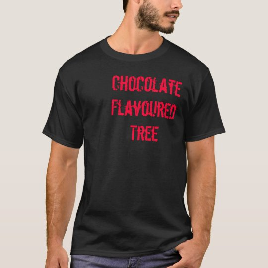 Chocolate Flavoured Tree T-Shirt