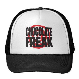 Chocolate Freak Mesh Hats