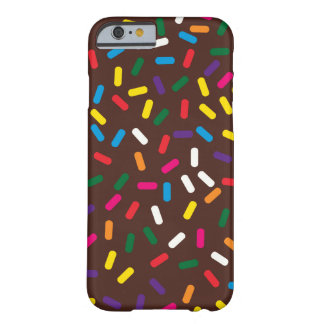 Chocolate Frosted Sprinkles iPhone 6/6s Case