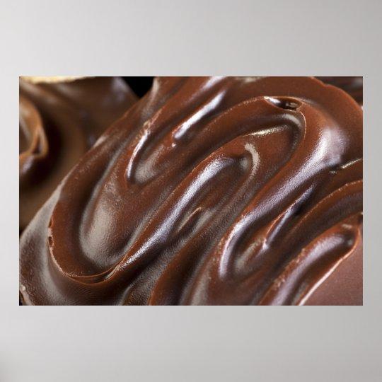 Chocolate Fudge Print