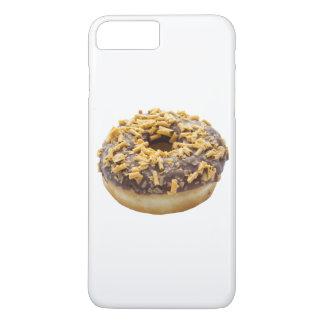 Chocolate Fudge Ring Donut iPhone 7 Plus Case