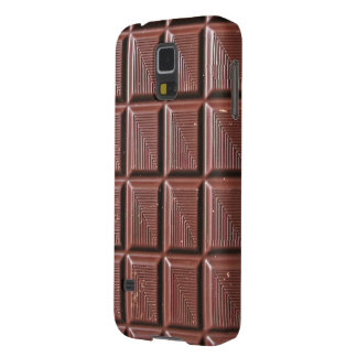 Chocolate Galaxy S5 Cases