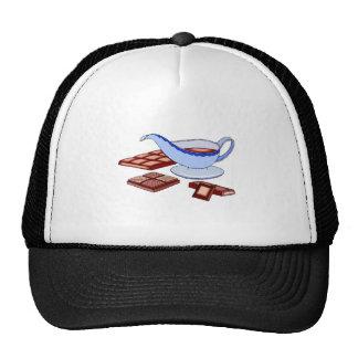 Chocolate Trucker Hats