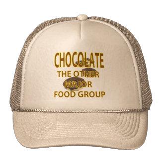 Chocolate Hat