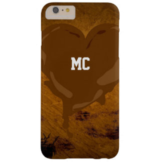Chocolate Heart iPhone 6/6s Plus, Barely There Barely There iPhone 6 Plus Case