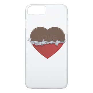 Chocolate Heart iPhone Case