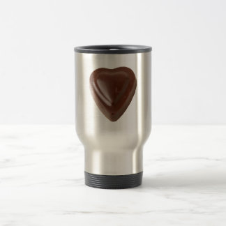 Chocolate Heart Mug