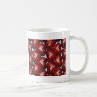 Chocolate Hearts Coffee Mugs