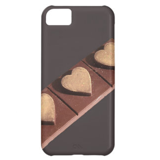 Chocolate Hearts Save the Date iPhone 5C Cases