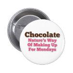 Chocolate Humour Saying