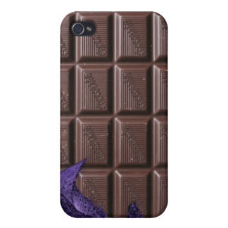 chocolate i - chocolate candy bar  iPhone 4/4S covers