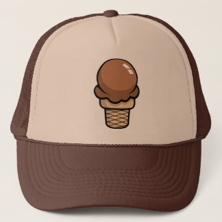 Chocolate Ice Cream Hat