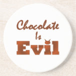 Chocolate Is Evil