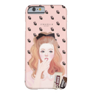 Chocolate Jennie iphone 6 case