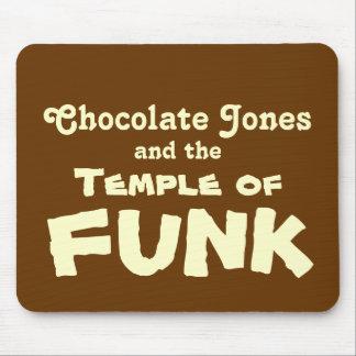 Chocolate Jones Mouse Pad