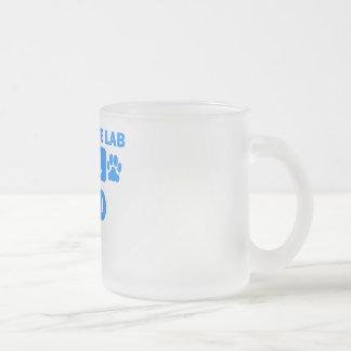 Chocolate Lab Dad Coffee Mugs