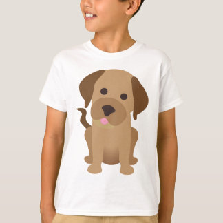 Chocolate Labrador Retriever T-Shirt