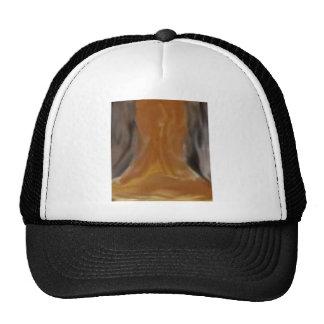 Chocolate Lava Mesh Hat