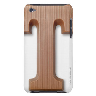 Chocolate letter t iPod touch case