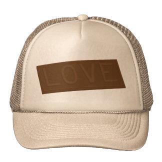 Chocolate Love Bar Trucker Hat