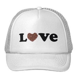 Chocolate love cap