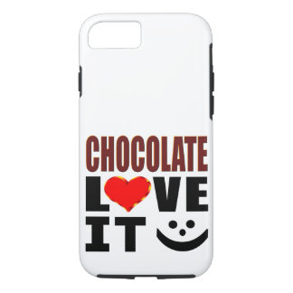 Chocolate Love It iPhone 8/7 Case