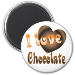 Chocolate Lover Fridge Magnets