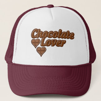 Chocolate Lover hat - choose color