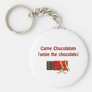 Chocolate Lover Key Chain